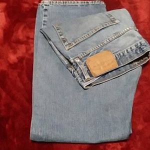 American Eagle Jeans size 33 Relaxed Straight